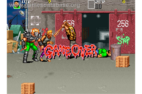 Crime Fighters 2 - Arcade - Games Database
