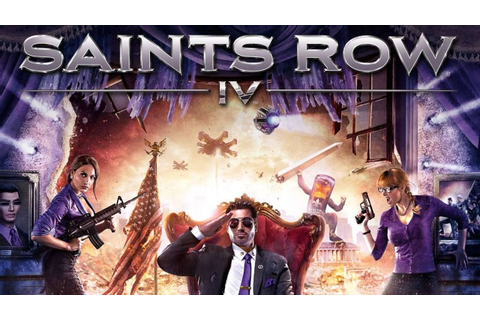 Gaming Backlog Final Thoughts – Saints Row IV – Eric Watson