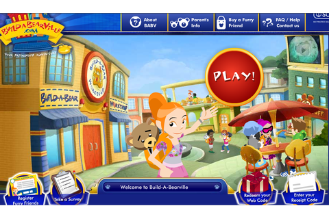 Build-A-Bear Partners with U.S. Bank, Introduces Virtual ...