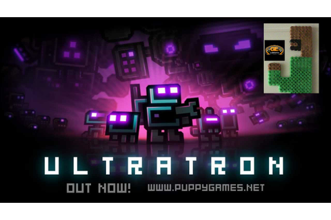 Have Game, Will Play: Ultratron PS4 Review - YouTube