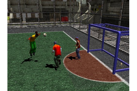 Games Mania: Urban Freestyle Soccer