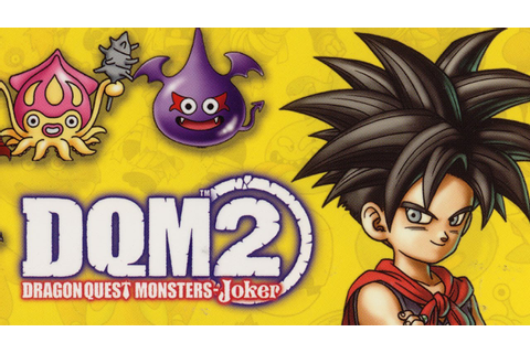 Classic Game Room - DRAGON QUEST MONSTERS JOKER 2 Nintendo ...