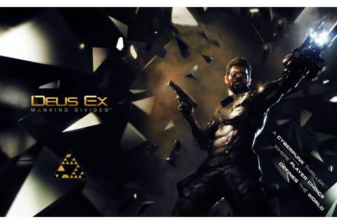 Deus Ex Mankind Divided Preload and Preorder Live Now ...