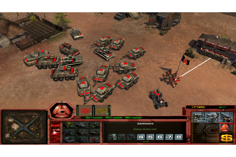 My favorite RTS game - Act of War: High Treason ...