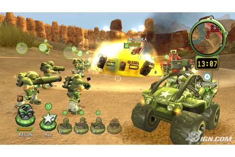 Battalion Wars 2 - online multiplayer confirmed! — Penny ...