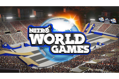 Nitro World Games - TICKETS ON SALE NOW! - YouTube