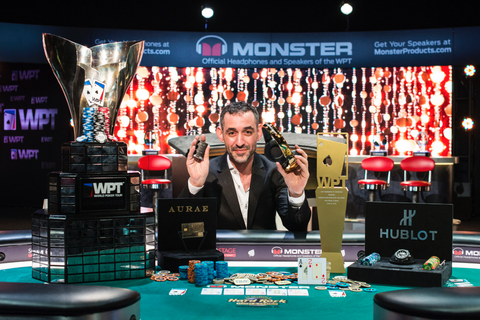 Farid Yachou Wins First WPT Tournament of Champions for ...