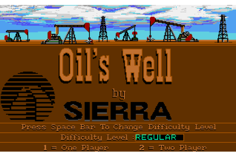 Gnome's Lair: Eye^Game^Candy: Oil's Well