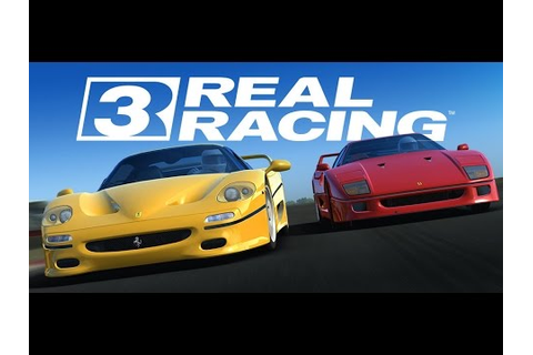 Real Racing 3 [ GAMEPLAY ] || Best Car Racing Game By EA ...