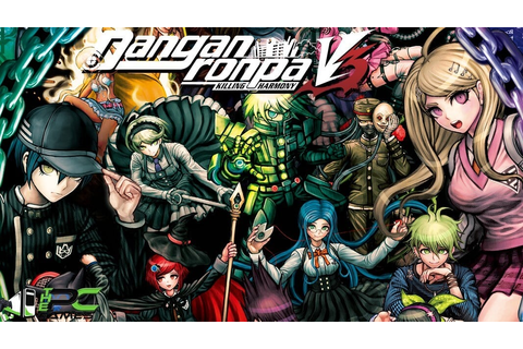 Danganronpa V3 Killing Harmony PC Game Free Download