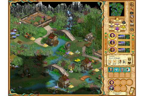 Heroes of Might and Magic 4: Complete - Download - Free ...