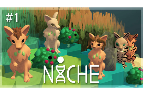 Our First Family! | Niche: A Genetics Survival Game (Early ...