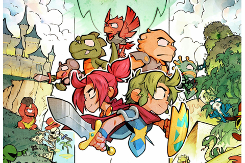 Wonder Boy: The Dragon's Trap for Xbox One review – A ...