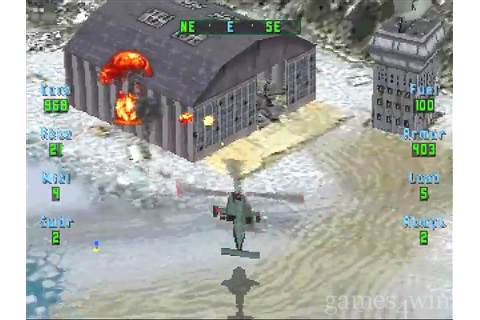 Soviet Strike. Download and Play Soviet Strike Game ...