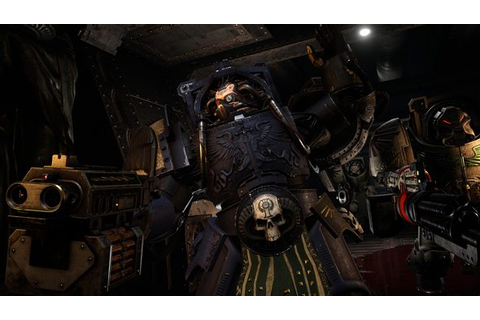 There's going to be a Warhammer 40k FPS named Space Hulk ...