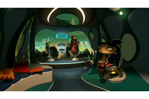 Psychonauts In The Rhombus Of Ruin on PS4 | Official ...