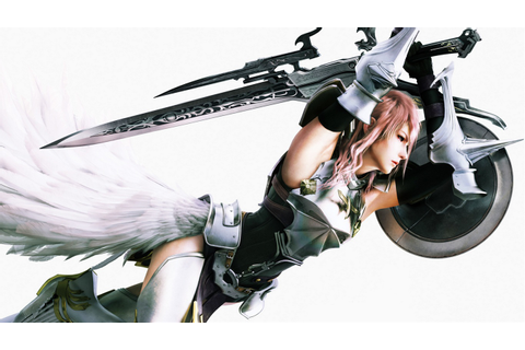 Download Wallpaper 1366x768 Final Fantasy XIII-2 game HD ...