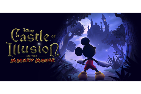 Amazon.com: Castle of Illusion Starring Mickey Mouse ...