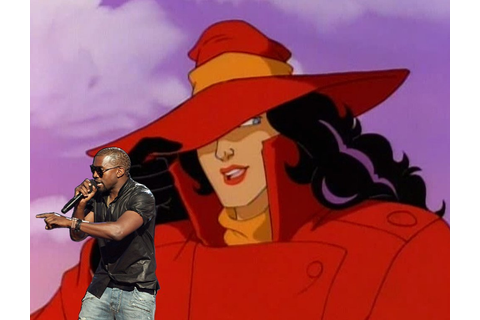 Imma let you finish, but Carmen Sandiego is the greatest ...