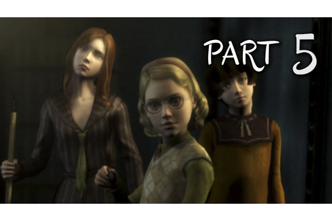 Rule of Rose - Walkthrough Part 5 - The Goat Sisters ...
