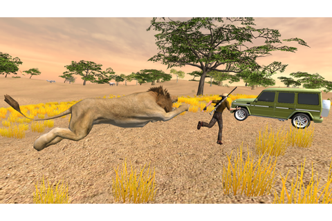 Safari Hunting 4x4 - Android Apps on Google Play