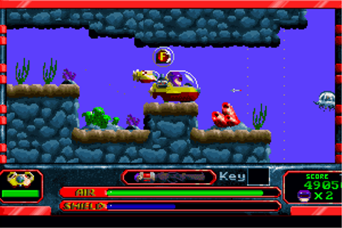 Download In Search of Dr. Riptide - My Abandonware