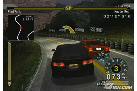 Tokyo Xtreme Racer Drift 2 PS2 ISO Download