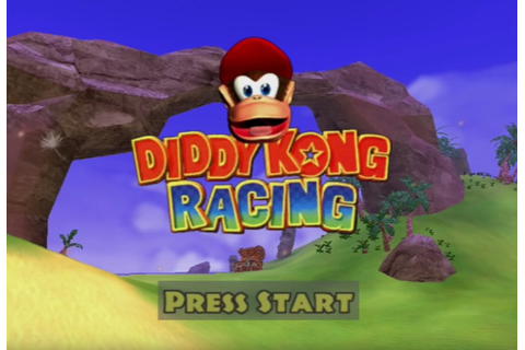 Diddy Kong Racing Adventure [GameCube - Cancelled] - Unseen64