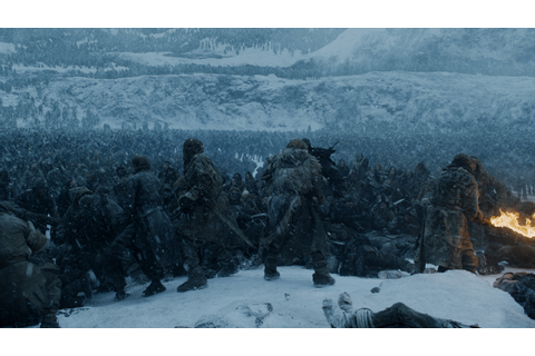 Game of Thrones: How VFX Achieved Impossible Mission ...
