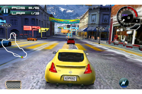 Asphalt 5 APK for Android - Download