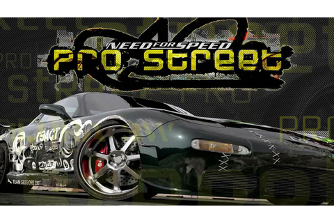 How To Download Need for Speed ProStreet PC Game For Free ...