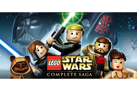 Amazon.com: LEGO® Star Wars™: The Complete Saga: Appstore ...