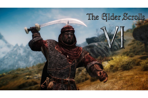 Is Elder Scrolls: Redguard THE NEXT ELDER SCROLLS GAME ...