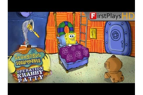 SpongeBob SquarePants: Operation Krabby Patty - PC ...