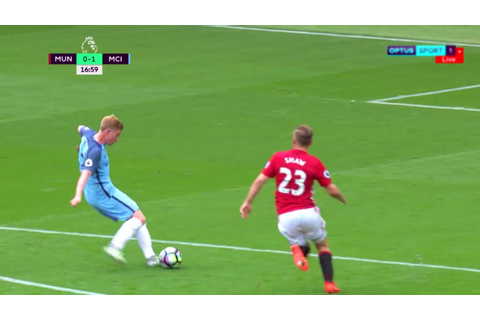 MANCHESTER UNITED vs MANCHESTER CITY | Full Match ...