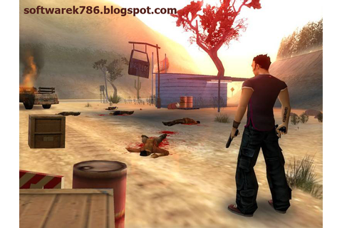 Total Overdose - Pc Game Download Free Full Version ...