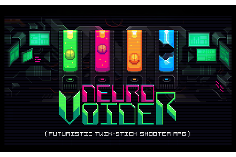 Neurovoider [Online Game Code]