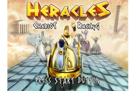 Heracles Chariot Racing PSP ISO - Download Game PS1 PSP ...