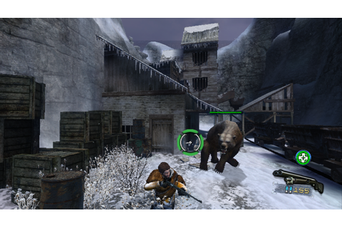 Cabela's Survival: Shadows of Katmai Screenshots for Wii ...