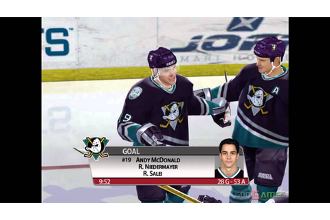 NHL 2005 - Gameplay Xbox HD 720P - YouTube