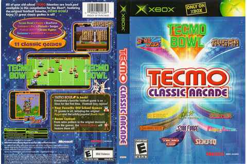 Free download Tecmo Arcade Games List programs ...