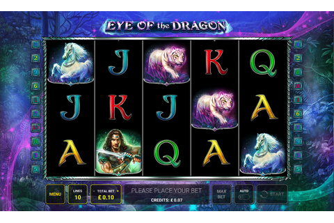 Eye of the Dragon Slots Review - Online Slots Guru