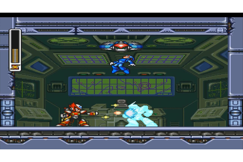Dolphin Emulator 4.0.2 | Mega Man X Collection [1080p HD ...