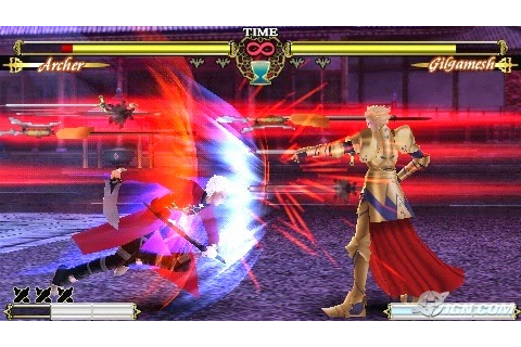 Fate Unlimited Codes ISO PPSSPP – isoroms.com