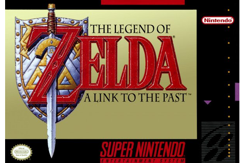 The Legend of Zelda: A Link to the Past Review (Wii U ...