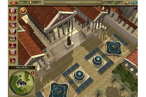 CivCity: Rome Review - Games Finder