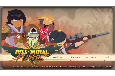 Full Metal Furies on Steam