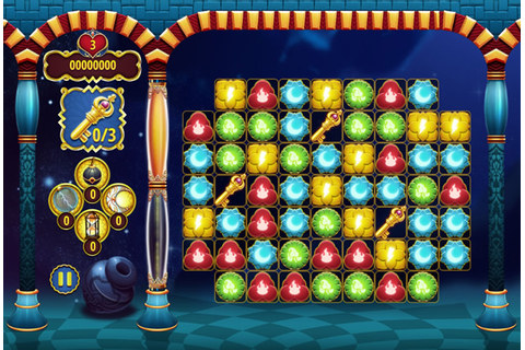 Play 1001 Arabian Nights 2 - Free online games with Qgames.org