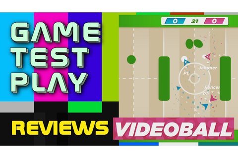 Videoball Review - YouTube
