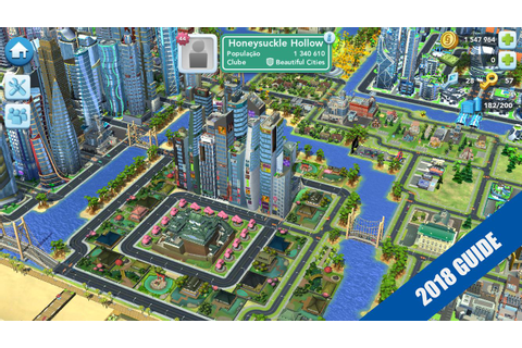 GUIDE SimCity BuildIt 2018 FREE TIPS for Android - APK ...